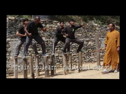 Introducing the Shaolin Gurukul -Residential Martial arts Retreat