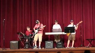 Middle School Talent Show Fail