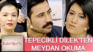 Zuhal Topal'la 108. Bölüm (HD)   Dilek, İbrahim'in Talibine Meydan Okudu!