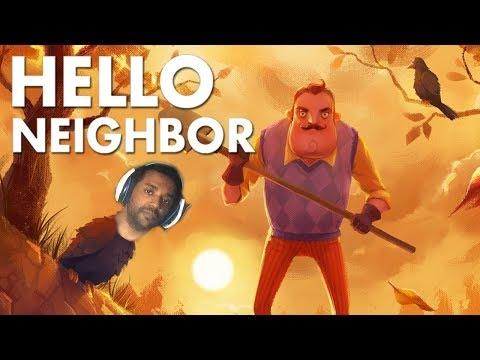 Hello Neighbor: ESTE JOGO É INCRÍVEL!!! Onde o NPC aprende a te LASCAR!!! #ZigIndica 33 - Omega Play
