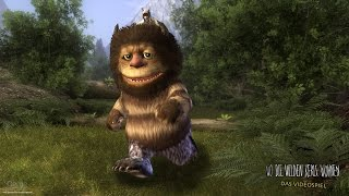 Where The Wild Things Are Walkthrough Part 1 (PS3, X360, Wii)