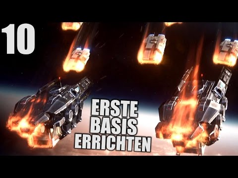 Mass Effect Andromeda Gameplay German - 10 - EIGENE BASIS ERRICHTEN | Let's Play Deutsch