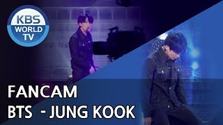 [FOCUSED] BTS's JUNGKOOK - Fake Love [Music Bank / 2018.06.01]