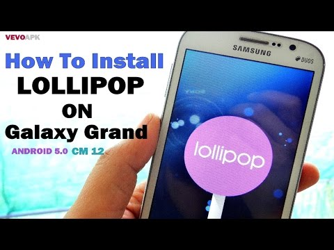 How to Upgrade Samsung Galaxy Grand to Lollipop Android 5.0