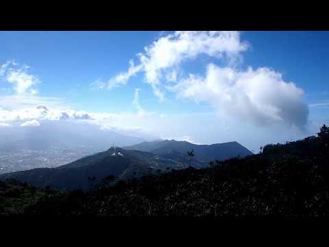 Day hike through El Avila National Park