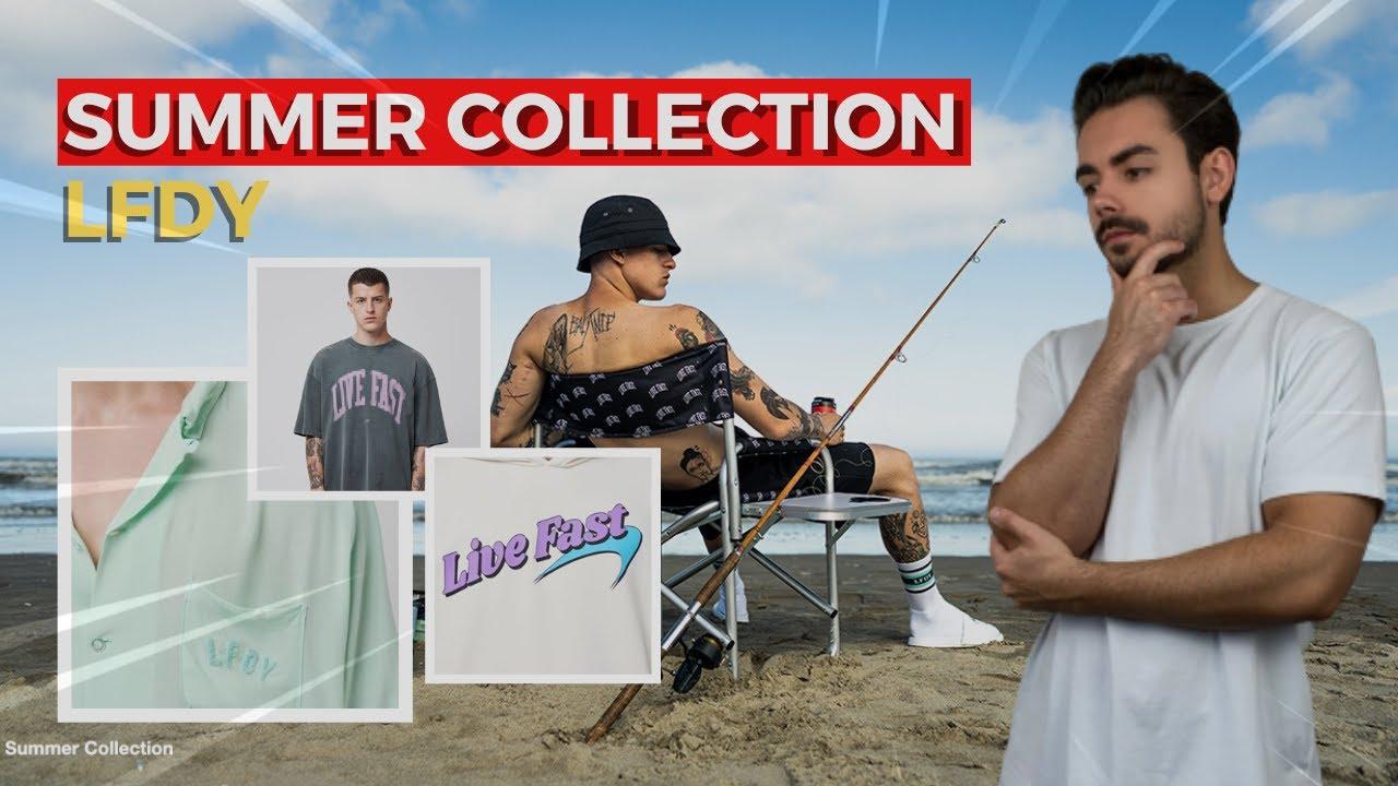 Meine ehrliche Meinung zu der neuen LFDY Summer Collection 2020 (??) | TOP oder FLOP | Joel Ksn