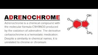 AWAKENED - Why Does EVIL Want ADRENOCHROME, Going to ANY Lengths to Get It?