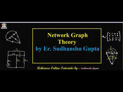 Graph Theory | Basic Terminology | Bramch & Node | Connected graph | Path & Loop by Sudhanshu Gupta