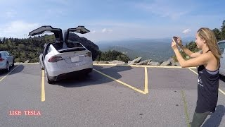 Model X Goes Mile High: Road Trip Part 2 of 2