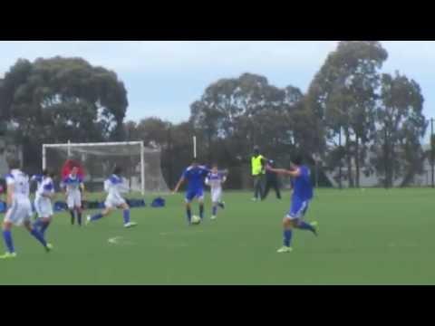 Soccer U12 20130818 BHU v SthMelb