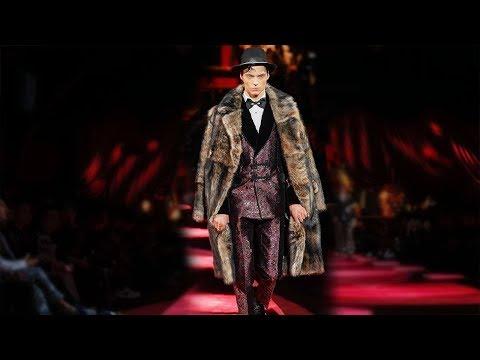 Dolce & Gabbana | Fall/Winter 2019/20 | Menswear | Milan Fashion Week