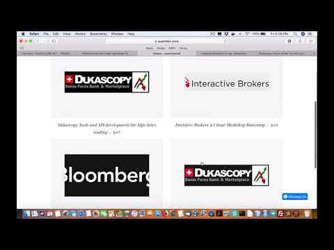 Interactive Brokers Archives - QUANTLABS NET