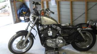 sportster problem 2 problem was ignition timing-see description below
