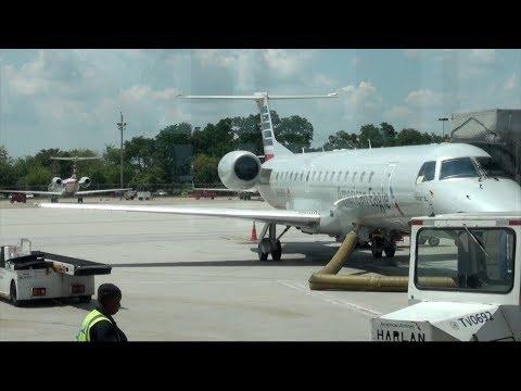American Eagle Embraer 145 N609DP AA 4962 Philadelphia-Lexington Trip Report