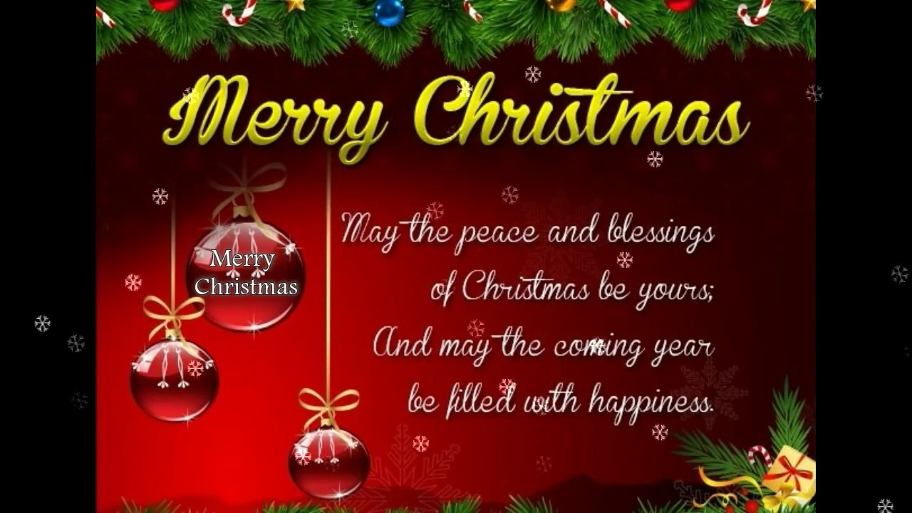 Awesome Merry Christmas Wishes For Friend,Greetings,Sms,Quotes,Sayings,Christmas  Music,E Card,Whatsapp Video