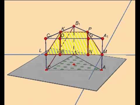 Координаты четырехугольной пирамиды: часть 2