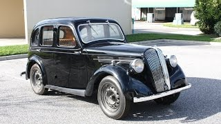1938 Standard Flying 10 by Paul's Custom Interiors/Auto Upholstery