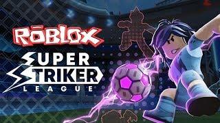Nouveau! Ligue Roblox Super Striker