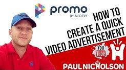 How To Create Video Marketing Adverts Quickly - Introducing Promo by Slidely