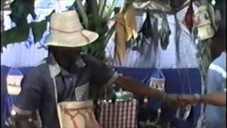 HAITIAN VODOU/SOCIETE TIPATIPA MANMIE TOYE/DANSE KOUZIN BAINET[BLOCOSSE]-786-326-0365