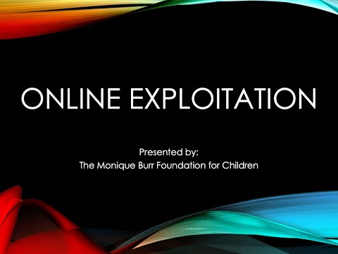 Online Child Exploitation