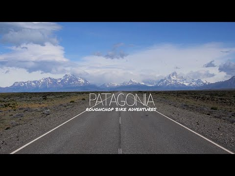 Cycling the Americas - Winds of Patagonia
