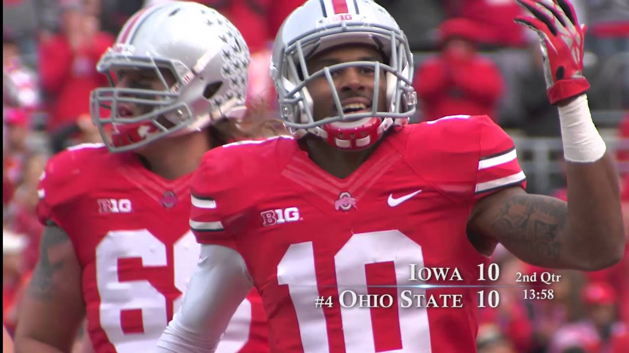 check out 0eda5 a6b2f The Journey: Big Ten Football 2013 - Ryan Shazier Feature