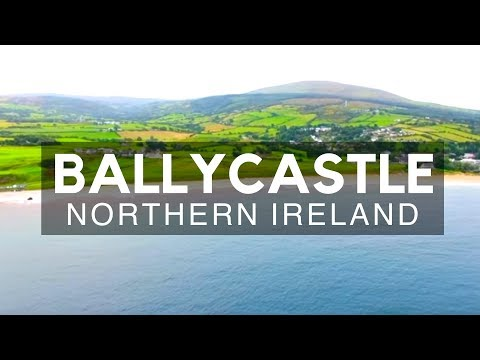 Ballycastle County Antrim - Northern Ireland Attractions - Places to go in the Small Town of Antrim