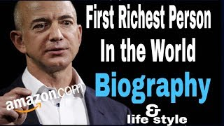Jeff Bezos (Amazon) Life Story, Net Worth, Cars, House, Private Jets, Lifestyle