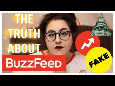 CONSPIRACY THEORIES ABOUT BUZZFEED