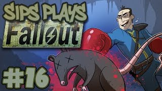 Dances With Mutants (Sips Plays Fallout - Part 16)