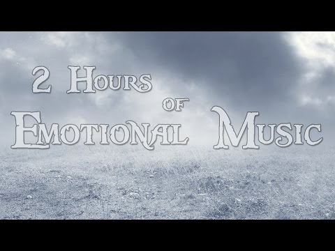 2 Hours of Emotional Music   Music by BrunuhVille