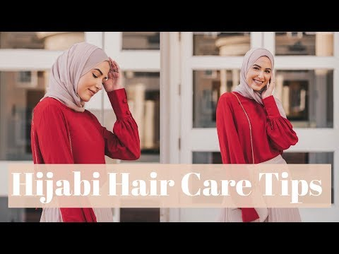 My Top 5 Hijabi Hair Care Tips | How to Avoid Hair Loss - YouTube
