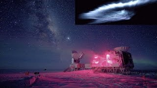 Quantum Anomaly 'Stalls' Above South Pole.