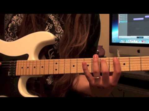 Learn all 12 Major Scales in Less Than 5 Minutes  with Tabs