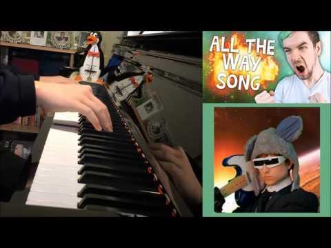 jacksepticeye---all-the-way---songify-remix-by-schmoyoho-(piano-cover-by-amosdoll)