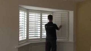 Measuring A Upvc Bay Window For Diy Shutters
