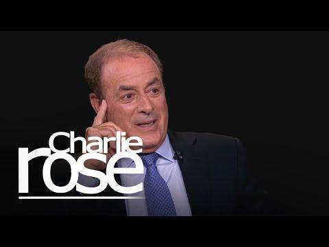 "Al Michaels on ""The Call"" - Super Bowl XLIX (Apr. 9, 2015) | Charlie Rose"