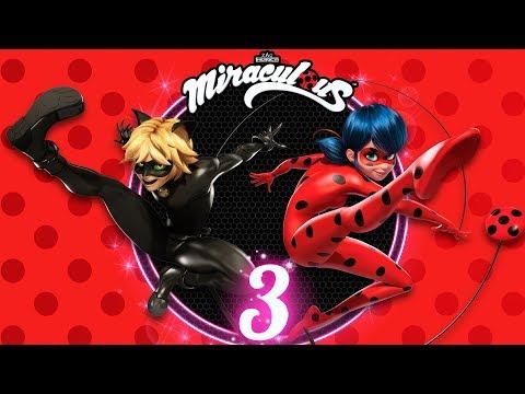 MIRACULOUS 🐞 TRAILER - SAISON 3 🐞 Les Aventures De Ladybug Et Chat Noir