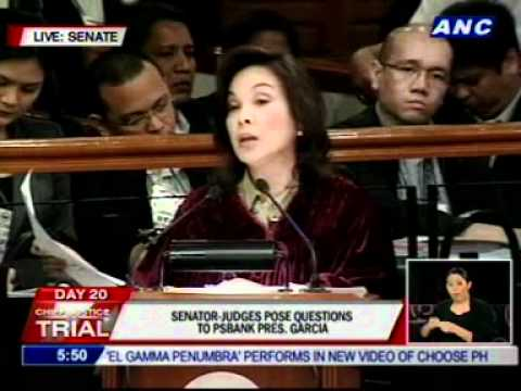 Garcia to Legarda: The only thing we can declare is that (Annex A) is not a photocopy of our docs