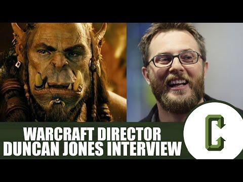 Warcraft Director Duncan Jones In Studio Interview