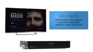 HWT150 Blu ray Player Freeview Play Recorder
