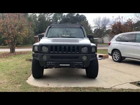How to Replace Rear Shocks on Hummer H3