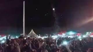 Gede Roso Nella kharisma Lagista Live Alun alun Purwodadi Hut TNI ke 74