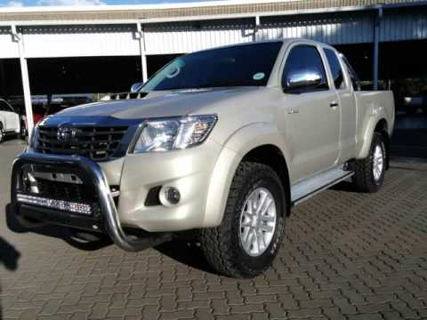 2013 toyota hilux 3 0 d4d extra cab 4x2 auto for sale on. Black Bedroom Furniture Sets. Home Design Ideas