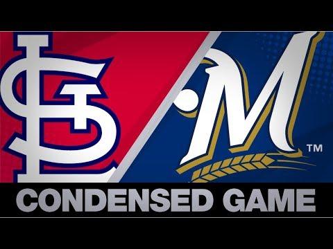 Condensed Game: STL@MIL - 4/16/19