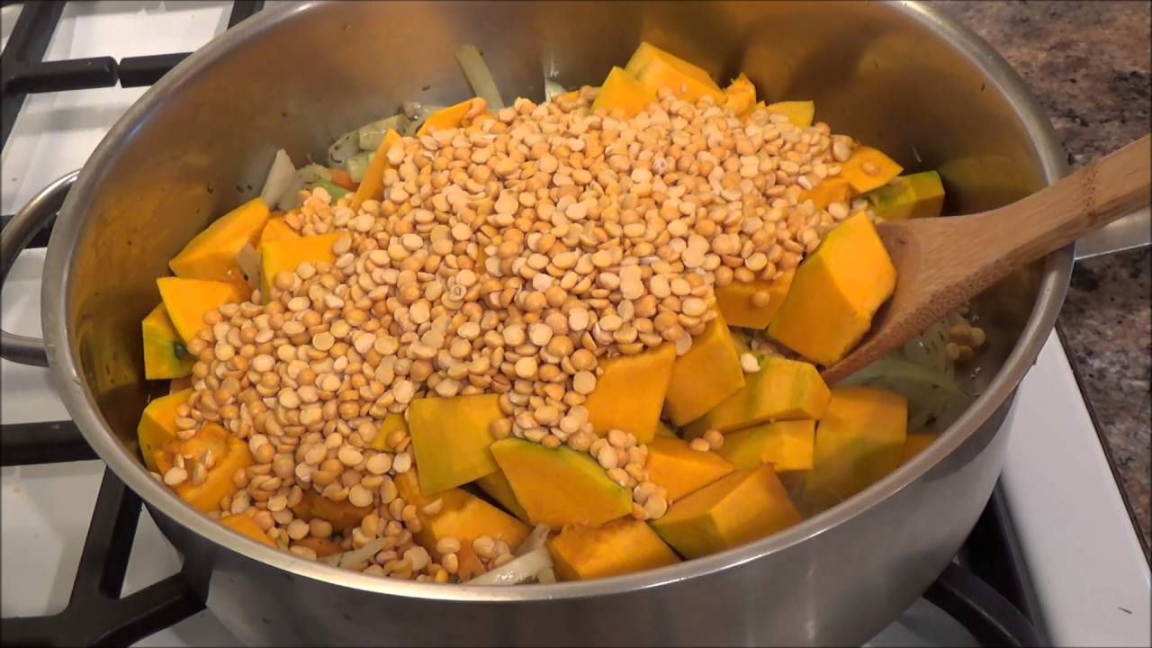 Yellow split pea and buttercup squash soup vegan and baby food youtube yellow split pea and buttercup squash soup vegan and baby food forumfinder Image collections