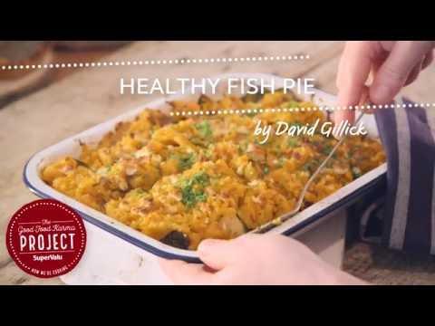 Healthy Fish Pie