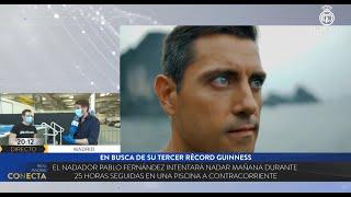 Pablo Fernández - Entrevista Real Madrid TV