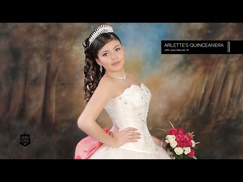 Arlette's Quinceanera Highlights Video | Alarcon Studios